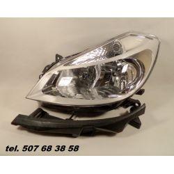 LEWY REFLEKTOR RENAULT CLIO III 2005-2009 NOWY