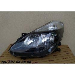 LEWY REFLEKTOR RENAULT CLIO III 2009-2012 NOWY Pozostałe