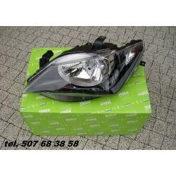 LEWY REFLEKTOR SEAT IBIZA 2012-2014 NOWY