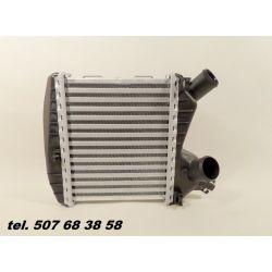 INTERCOOLER SMART FORTWO 0.8 CDI 1999-2006 NOWY Chłodnice klimatyzacji