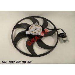 WENTYLATOR OPEL ASTRA 2 G ZAFIRA A 13128687 4-PINY Chłodnice klimatyzacji