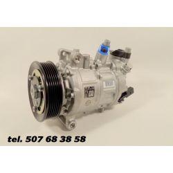 SPRĘŻARKA KLIMATYZACJI AUDI A1 A3 Q3 TT 5N0820803H Kompletne zestawy