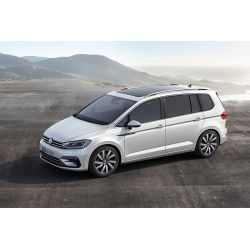 VW TOURAN 5T 15- NOWY BŁOTNIK PRZEDNI PRAWY ŁÓDŹ Wkłady