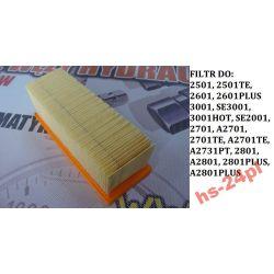 FILTR KARCHER ODKURZACZA 2501 3001 2001 SE.5100