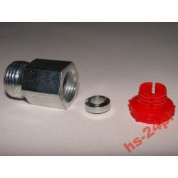 Złącza przyłącze redukcja manometru 1/4 / M 16x1,5