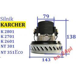 Silnik KARCHER turbinaK 2601 K 3001  K 2701 K 2801