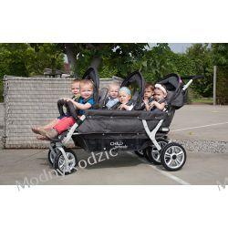 SixSeater ChildHome Autobreak Wózek 6-osobowy żłobek przedszkole