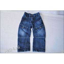GEORGE * Rewelacyjne SPODNIE jeansy* 2-3L - j.NOWE