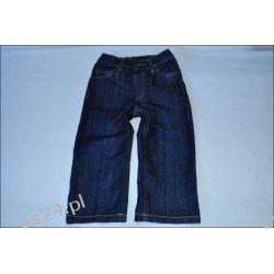 GEORGE * Rewelacyjne SPODNIE jeansy * 2-3L - NOWE