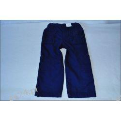 MINI MODE * Rewelacyjne SPODNIE jeansy 2-3L - NOWE