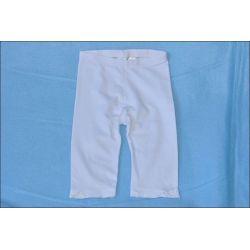H&M * Cudne LEGINSY nogawki 3/4 * 12-18M
