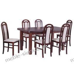 Stół Wenus V + 6 krzeseł Piano