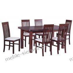 Stół Wenus V + 6 krzeseł Nilo I