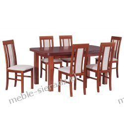 Stół Wenus V + 6 krzeseł Nilo II
