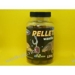 Pellet 12mm WANILIA 150g Wędkarstwo