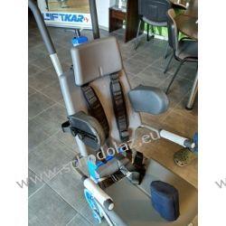 Schodołaz osobowy LIFTKAR SANO PT-S130 z pelotami, klinem i pasami 5punktowymi  Sprzęt rehabilitacyjny i ortopedyczny