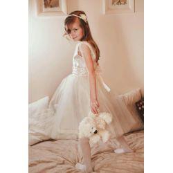ANDALAZJA sukienka tiul, ślub, komunia, wesele 128