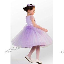 Sukienka dla druhenki