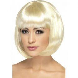 Peruka platynowy blond...