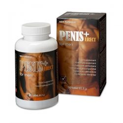 Penis+ Erect - powiększenie penisa oraz erekcja...