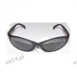 Sportowe okulary przeciwsłoneczne -czarne