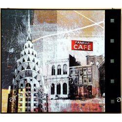 IG 4350, nowoczesne obrazy do domu, architektura w stylu pop art do biura, dekoracje do różnych wnętrz