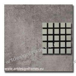 Abst. 604 b, nowoczesny obraz o jasnej betonowej optyce, na ścianę, duży oryginał, abstrakcja, kolaż