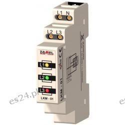 Zamel Wskaźnik zasilania lampka kontrolna LKM-01-40