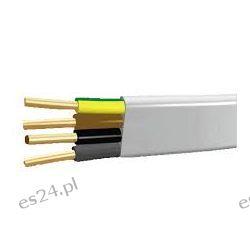 Przewód instalacyjny płaski 450/750V YDYp 4x1,5