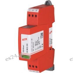 Ogranicznik przepięć DEHNrail M 2P 255 FM, 2-biegunowy do sieci 230 V AC