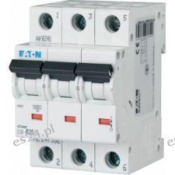 Eaton Moeller Wyłącznik nadprądowy CLS6-C40/3