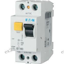 Eaton Moeller Wyłącznik różnicowoprądowy CFI6-25/2/003 30mA