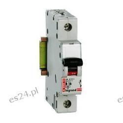 Legrand Wyłącznik nadprądowy S301 C 6