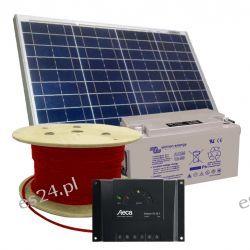 Zestaw słoneczny EKO 12V/30W