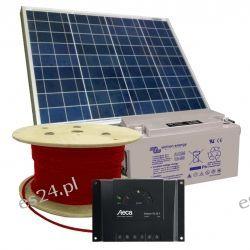 Zestaw słoneczny EKO 12V/60W