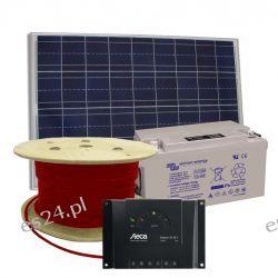 Zestaw słoneczny EKO 12V/95W