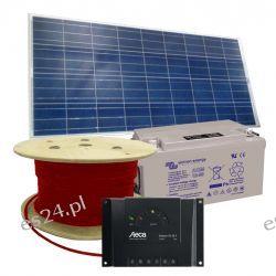 Zestaw słoneczny EKO 12V/140W