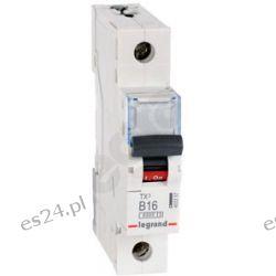 S301 B16 TX3 Wyłącznik nadprądowy, 16A 6kA, charakterystyka B, 1-polowy
