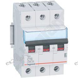 S303 C16 TX3 Wyłącznik nadprądowy, 16A 6kA charakterystyka C, 3-polowy