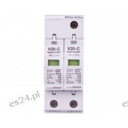Ogranicznik przepięć C 2P 20kA 1,3kV V20-C/2-280