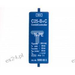 Wkładka iskiernika sumacyjnego C 25-B+C N/PE OBO