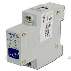 Bemko Lampka sygnalizacyjna niebieska A15-L7-NI