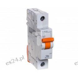 Wyłącznik nadprądowy 1P B 10A 6kA AC AEG