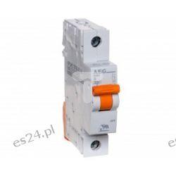 Wyłącznik nadprądowy 1P B 20A 6kA AC AEG