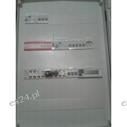 Rozdzielnia elektryczna z ochronnikiem DEHN vap