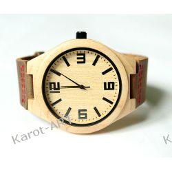 Drewniany zegarek KLON