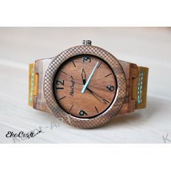 Drewniany zegarek EKOCRAFT WALNUT WINTER COLLECTION 2016