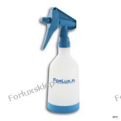 FORLUX BUT PROFN Profesjonalna butelka ze spryskiwaczem, pojemność 0,5 L - Niebieski