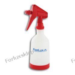 FORLUX BUT PROFC Profesjonalna butelka ze spryskiwaczem, pojemność 0,5 L - Czerwony