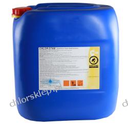 CHLOR-STAB Podchloryn Sodu Stabilizowany 35 kg.